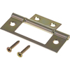 The Hillman Group 5-Pack Polished Brass Bifold Closet Door Hinges