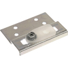 The Hillman Group 3-Piece Bifold Closet Door Hardware Kit