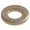 The Hillman Group 15-Count 3/8-in x 1-in Yellow Zinc Standard (SAE) Flat Washers
