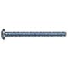 The Hillman Group 100-Count #10-24 x 1-1/2-in Pan-Head Zinc-Plated Standard (SAE) Machine Screws