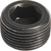 The Hillman Group 100-Pack 1/8-in Black Steel Hole Plugs