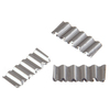 The Hillman Group 20-Count 5-Gauge 0.625-in Zinc-Plated Joint Fastener Nails