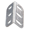 "The Hillman Group 1/2"" x 1-1/2"" x .5""  Metal Slotted Angle"