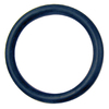 The Hillman Group 12-Pack 1-in x 1/8-in Rubber Faucet O-Rings
