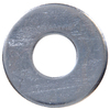 The Hillman Group 100-Count 1/4-in Zinc-Plated Standard (SAE) Flat Washers