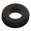 The Hillman Group 15-Pack 7/16-in Inside Diameter Rubber Grommets