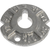 The Hillman Group 25-lb 5/8-in Hot Dipped Galvanized Standard (SAE) Malleable Washers