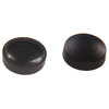 The Hillman Group 11/16-in x 3/16-in Black Plastic End Cap