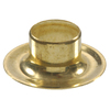 The Hillman Group 10-Pack 1/2-in Brass Grommets