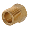 The Hillman Group 8-Pack 1/4-in Threaded Nut Bushing Fittings