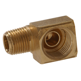 The Hillman Group 6-Pack 5/16-in x 1/8-in Threaded Street Elbow Elbow Fittings