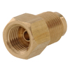 The Hillman Group 5-Pack 1/4-in x 5/16-in Threaded Coupling Adapter Fittings