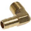 The Hillman Group 4-Pack 3/8-in x 1/4-in Threaded Barb x MIP Elbow Adapter Fittings