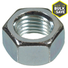 The Hillman Group 1/4-in- 20 Zinc-Plated Standard (SAE) Hex Nut