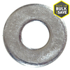 The Hillman Group 7/16-in x 1-1/4-in Zinc-Plated Standard (SAE) Flat Washer