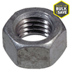 The Hillman Group 1/4-in Hot-Dipped Galvanized Standard (SAE) Hex Nut