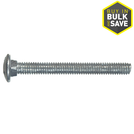 The Hillman Group 1/2-in x 6-in Hot-Dipped Galvanized Carriage Bolt