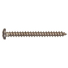 The Hillman Group 50-Count #14 1/4-in x 3-in Stainless Steel Sheet Metal Screws