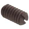 The Hillman Group 20-Count 5/16-in- 18 x 1/2-in Plain Steel Cup-Point Allen-Drive Socket Cap Screws