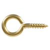 The Hillman Group 10-Pack Screw Eye Hooks