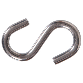 "The Hillman Group 10-Pack ""S"" Hooks"