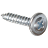 The Hillman Group 110-Count #8 x 2-in Zinc-Plated Sheet Metal Screws