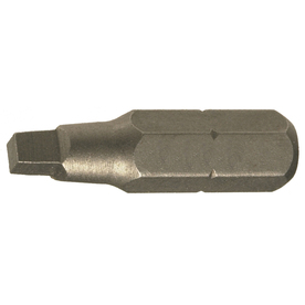 The Hillman Group 10-Pack 1-in Square/Robertson Screwdriver Bits