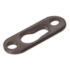 The Hillman Group Single Hole Standard Keyhole Fitting