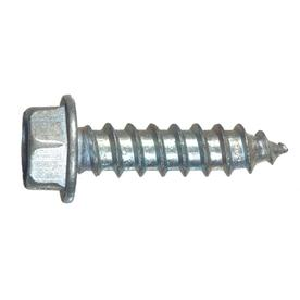 The Hillman Group 2-Count #14 1/4-in x 1.5-in Zinc-Plated Interior/Exterior Sheet Metal Screws