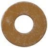 The Hillman Group 10-lbs 1/4-in Yellow Zinc Standard (SAE) Flat Washers