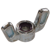 The Hillman Group 5-Count 3/8-in Zinc Plated Standard (SAE) Nylon Insert Wing Nuts
