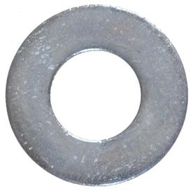 Project Pak 25-Count 3/8-in x 7/8-in Galvanized/Un-Coated Standard (SAE) Flat Washer