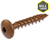 The Hillman Group 5/16-in x 6-in Construction Lag Screw