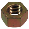 The Hillman Group 4-Count 3/8-in-16 Yellow Zinc Standard (SAE) Hex Nuts