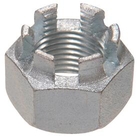 The Hillman Group 5/8-in Zinc-Plated Standard (SAE) Castle Nut
