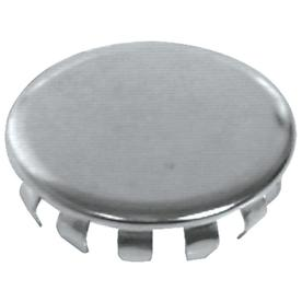 The Hillman Group 0.625-in Chrome-Plated Steel Hole Plug