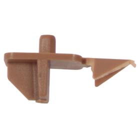 The Hillman Group 2-Pack 5/8-in Plastic Self-Lock Shelf Pin