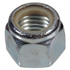 The Hillman Group 5-Count 5/16-in Zinc-Plated Standard (SAE) Nylon Insert Lock Nuts