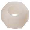 The Hillman Group 15-Count 3/8-in Nylon Standard (SAE) Hex Nuts