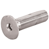 The Hillman Group 10-Count 6-mm-1.0 x 35-mm Flat-Head Stainless Steel Allen-Drive Metric Socket Cap Screws