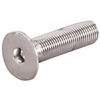 The Hillman Group 6-Count 10-mm-1.5 x 20-mm Flat-Head Stainless Steel Allen-Drive Metric Socket Cap Screws