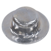 The Hillman Group 2-Count 5/16-in Zinc-Plated Axle Cap Nuts