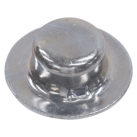 The Hillman Group 2-Count 1/2-in Zinc-Plated Axle Cap Nuts