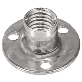 The Hillman Group 2-Count #10 Stainless Steel Standard (SAE) Brad Hole Tee Nuts
