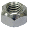 The Hillman Group 3-Count 3/8-in-24 Zinc Plated Standard (SAE) All Metal Lock Nuts