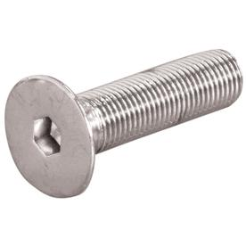 The Hillman Group 3-Count #10 to 32 x 0.75-in Flat-Head Stainless Steel Allen-Drive Socket Cap Screw