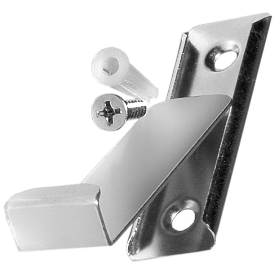 Shop the hillman group metal mirror clips at for Mirror holders
