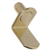The Hillman Group 20-Pack 13 mm Brass-Plated L-Shaped Shelf Pins