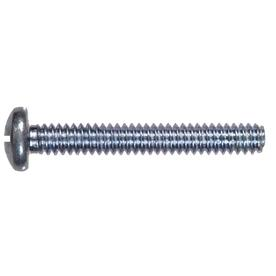 The Hillman Group 2-Count 4-mm-0.7 x 60-mm Pan-Head Zinc-Plated Metric Machine Screws