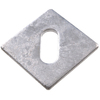 "The Hillman Group 3"" x 3"" Hot Dip Galvanized Slotted Bearing Plate 5/8"""